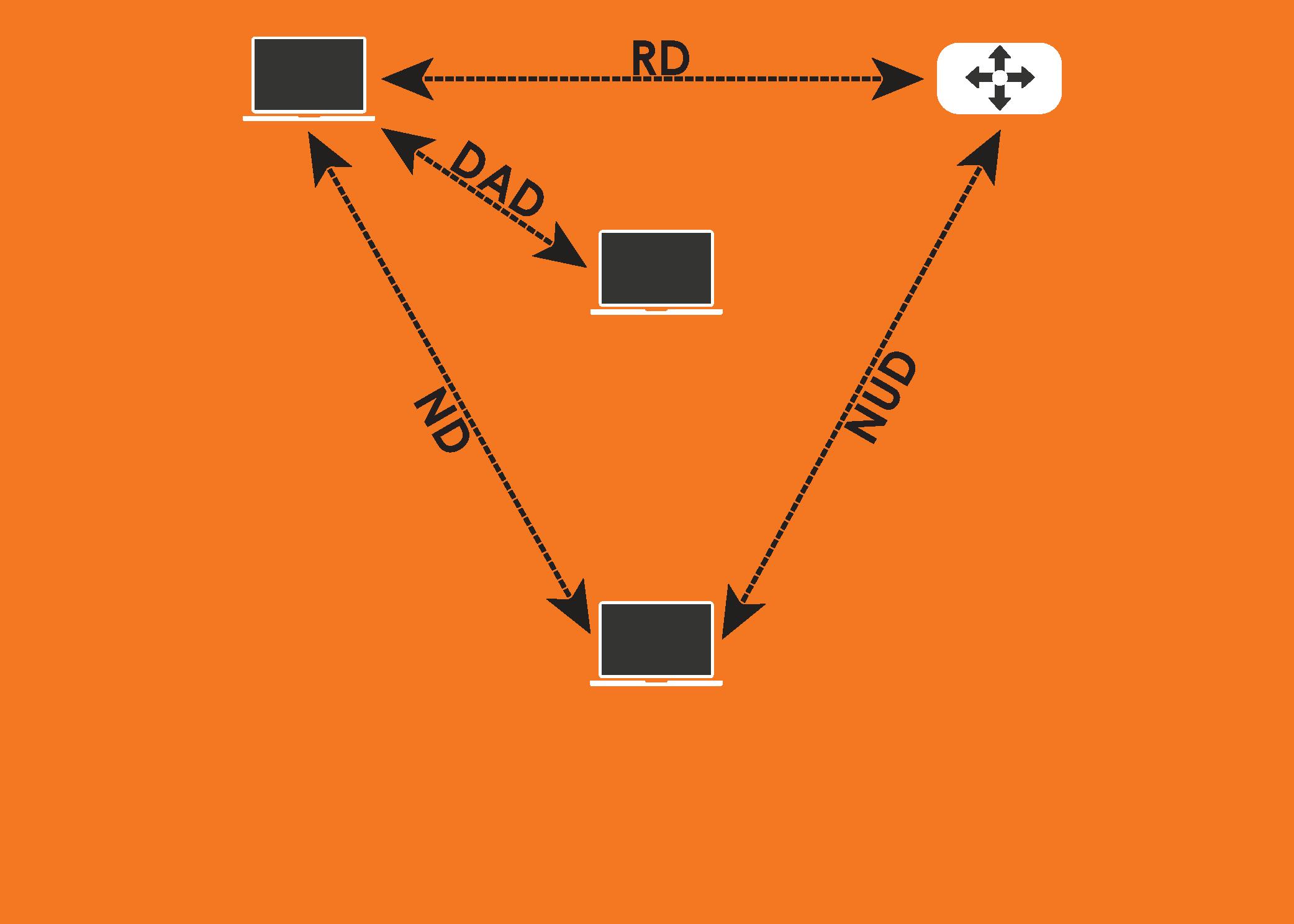 Master IPv6 NDP